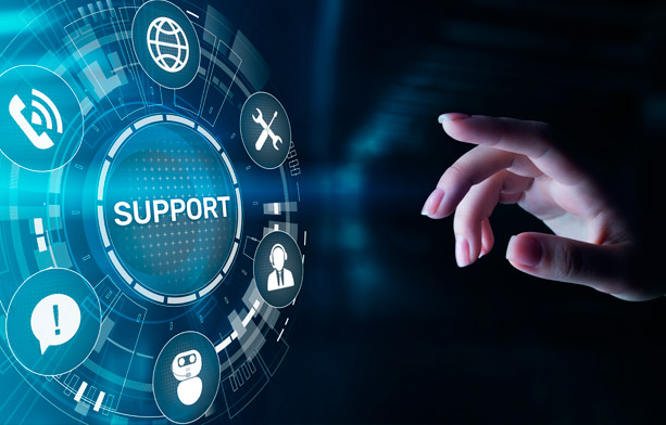 Help Desk Services IT and AV